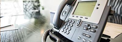 IP-Telefon Telefonanlage Internet Telefoni Buero VoIP Leistung IT OrangeComputer