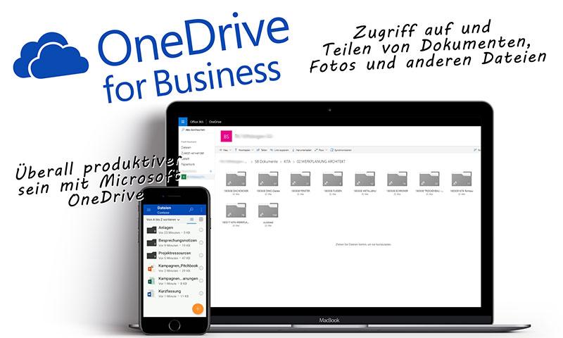 Office365-OneDrive-Online-Unternehmen-Business-Arbeiten-Online-Muenchen-EDV-OrangeComputer.de
