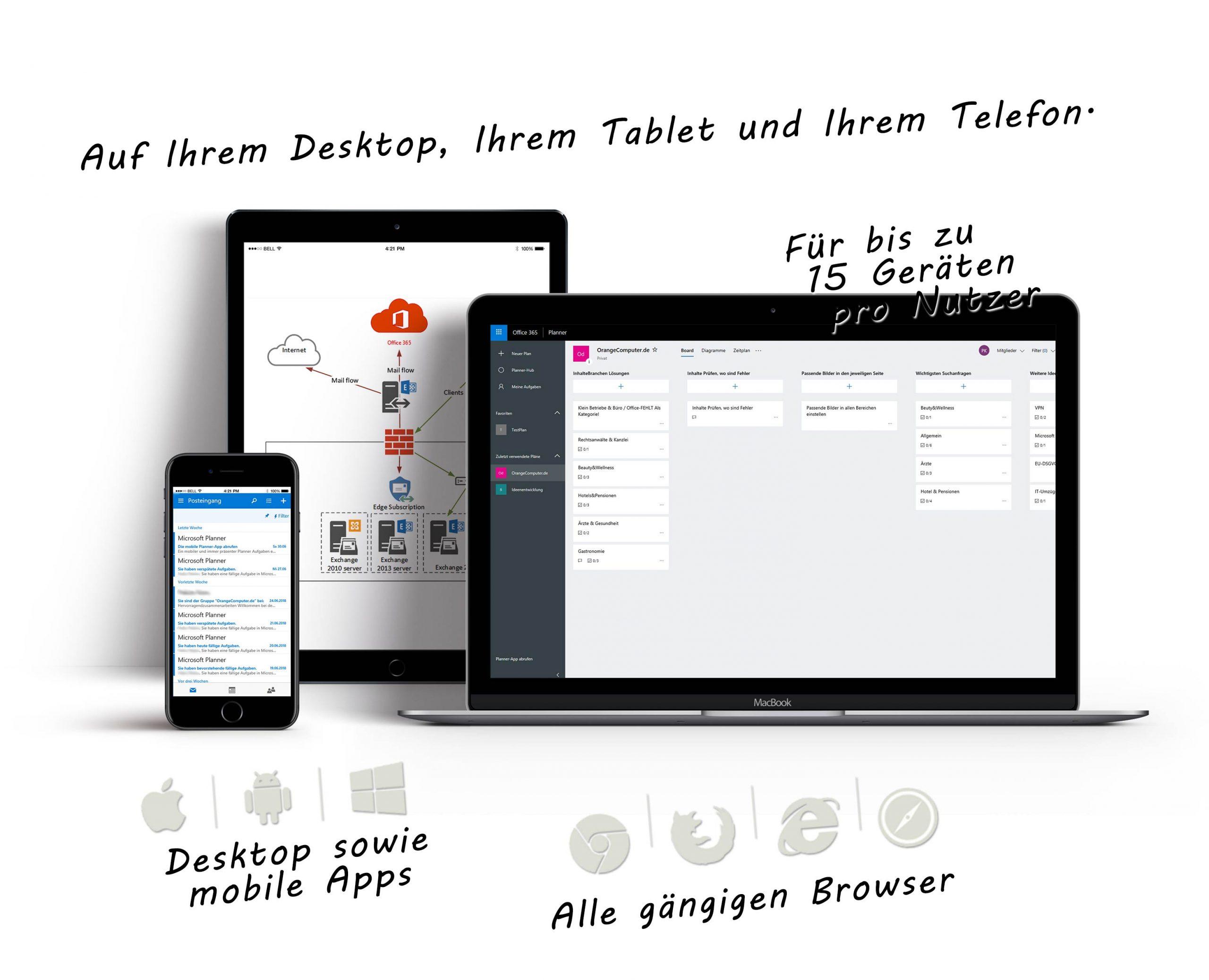 Office365-Pro-Lizenzen-15-Geraeten-Online-Unternehmen-Lokal-Arbeiten-Online-Muenchen-EDV-OrangeComputer.de