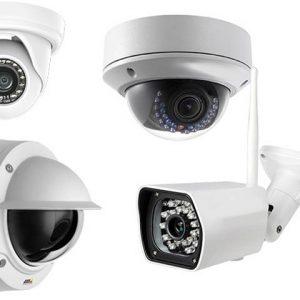 Videoübwerwachung - Überwachungskamera