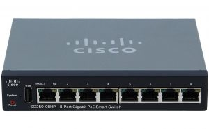 Cisco Switch »SG250-08HP«