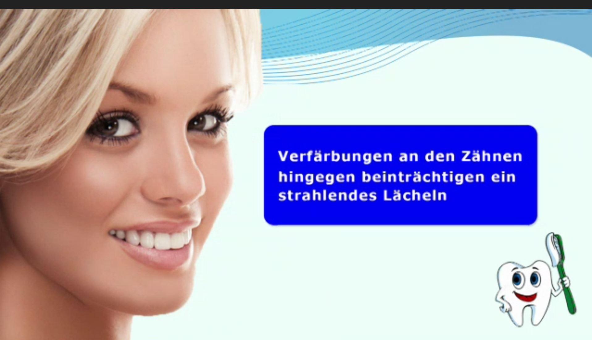 Beaching-Wartezimmer-TV-Digital-Signage-Praxis-Leistung-Zahn