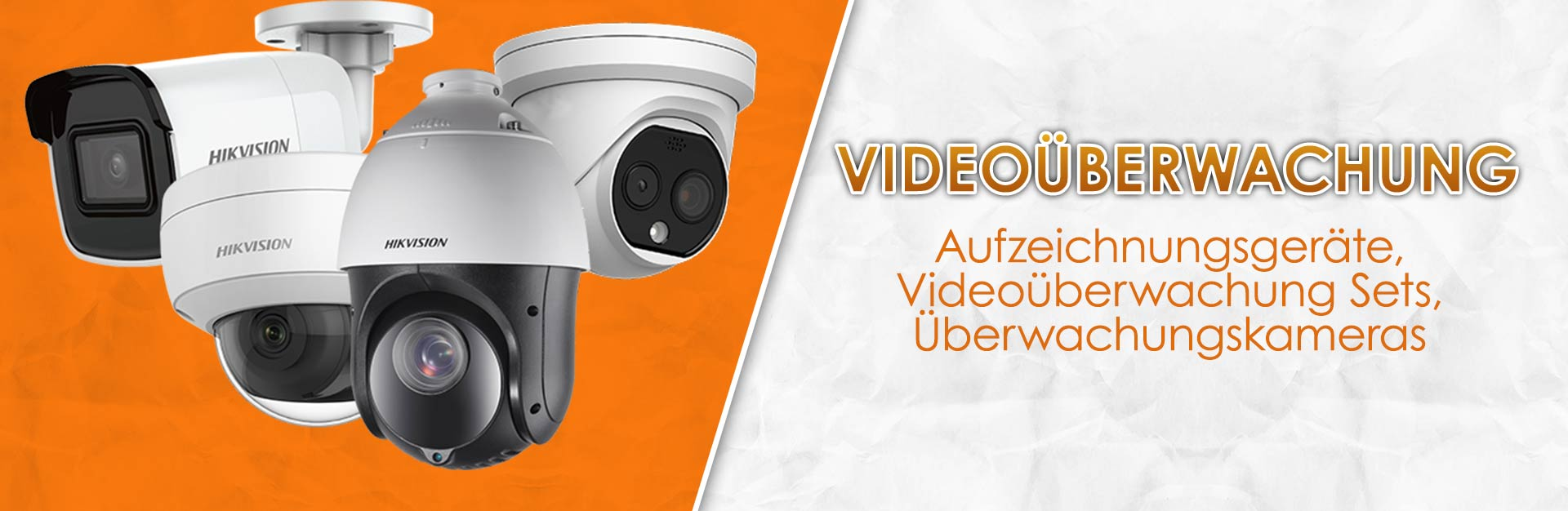 Videoueberwachung-Set-Kameraueberwachung-Security-Objektsicherheit-OrangeComputer-HD