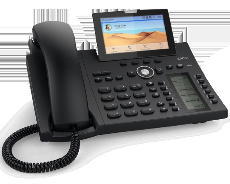 Snom-D3xx-Serie-IP-Telefonie-Telefonanlage-HD-ORangeComputer