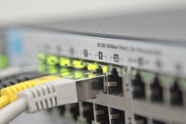 Switch-Router-Computer-Netzwerk-it-edv-geraet-dienstleister-orangecomputer